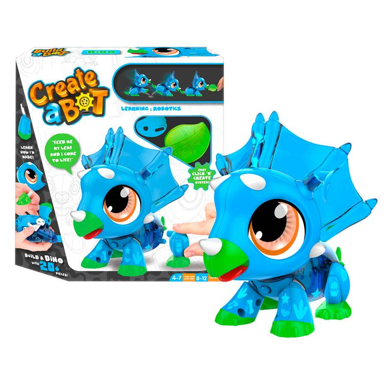 Create A Bot - Create Bot Construye Dino