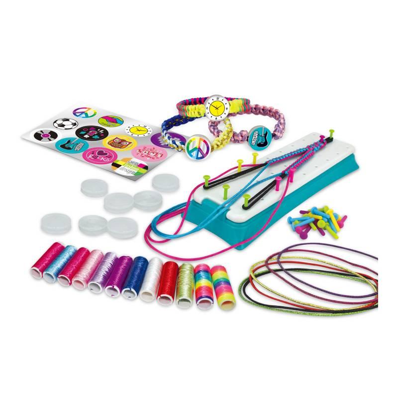 Toylogic - Juguete Girls Make Bracelet