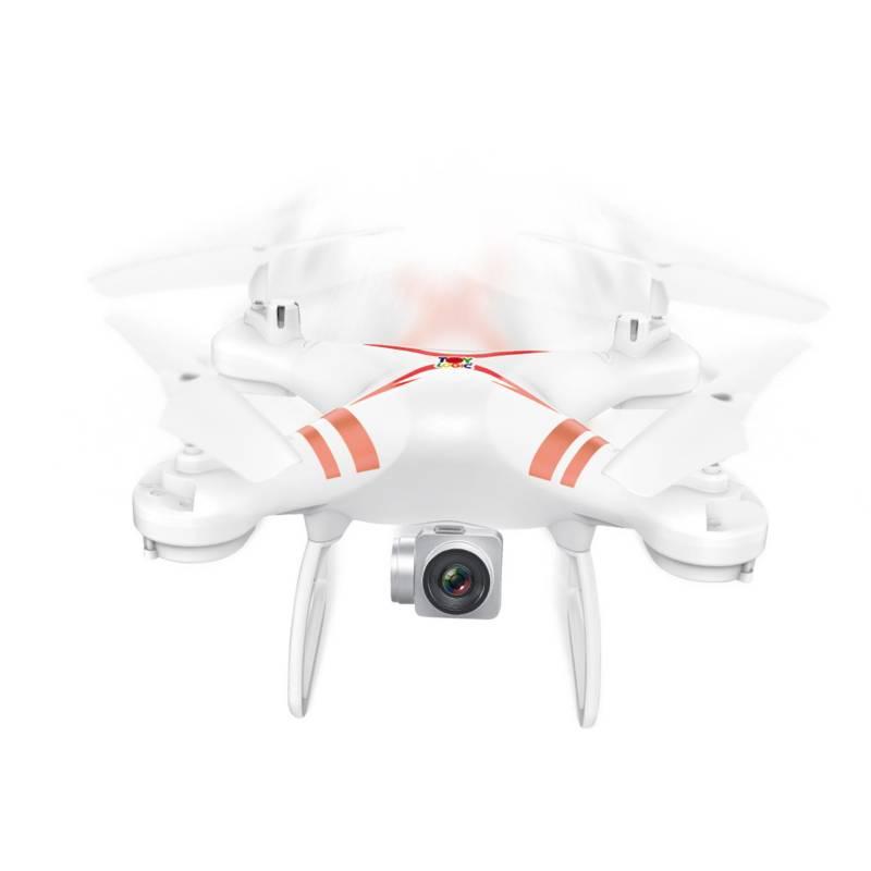 Toylogic - Drone Con Cámara Wifi Extreme Controller Blanco