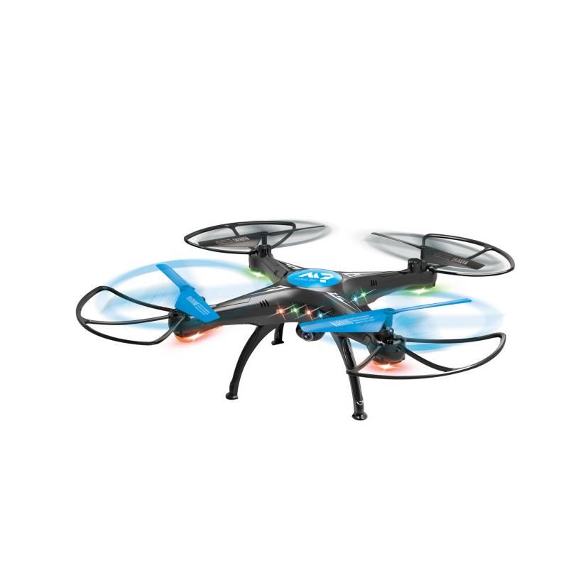 Toylogic - Drone Con Cámara Wifi + Gafas Vr Ciber Helix