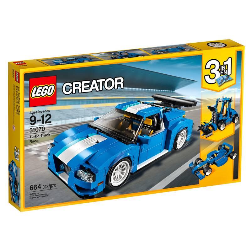 Lego - Deportivo Turbo