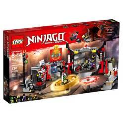 Lego - Ninjago - El Cuartel De Sog
