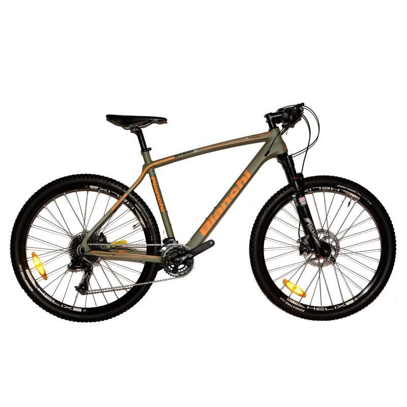 Bianchi - Bicicleta de Montaña Bianchi YLB76T536M 27,5 Pulgadas
