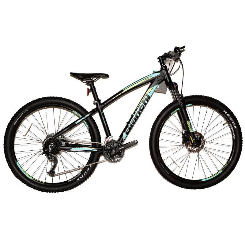 Bianchi - Bicicleta de Montaña Bianchi YNB71C43NA 27.5 Pulgadas