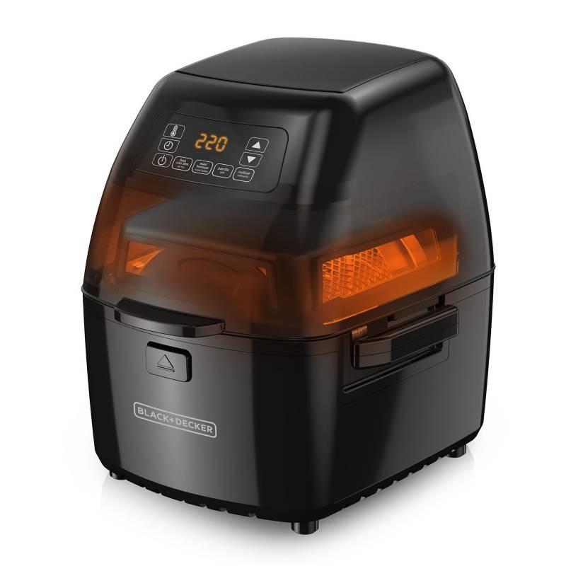 Black&Decker - Freidora Saludable Ciclofry 5 lt HFD2000B