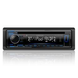 Radio para auto Bluetooth KDC-MP372BT