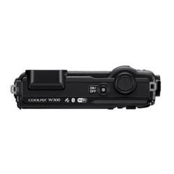 Cámara Nikon W300 Negra 16 MP W300.2