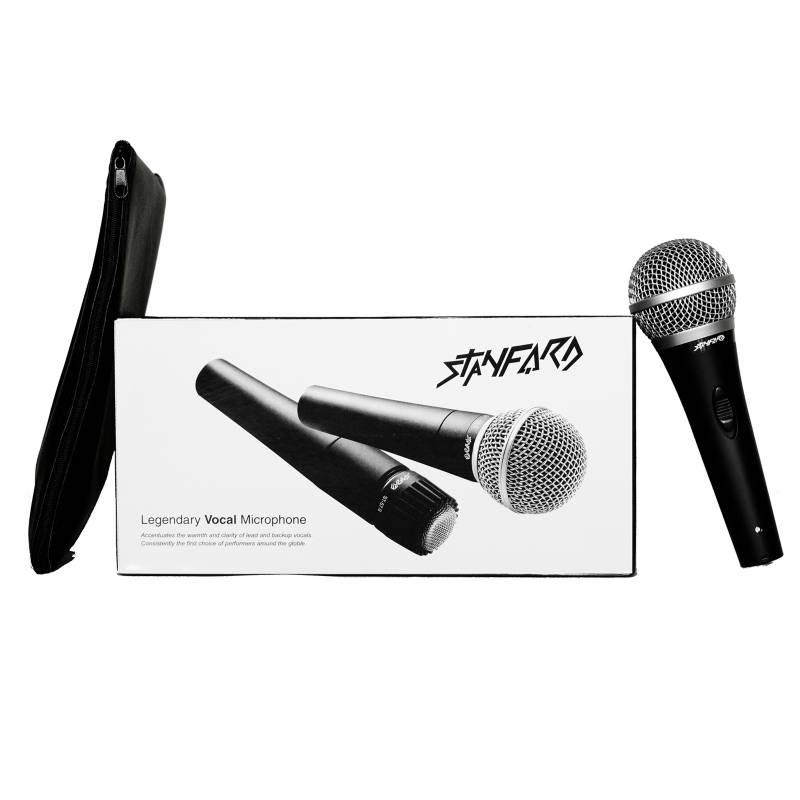 Stanford - Micrófono Dinámico ST-058BS