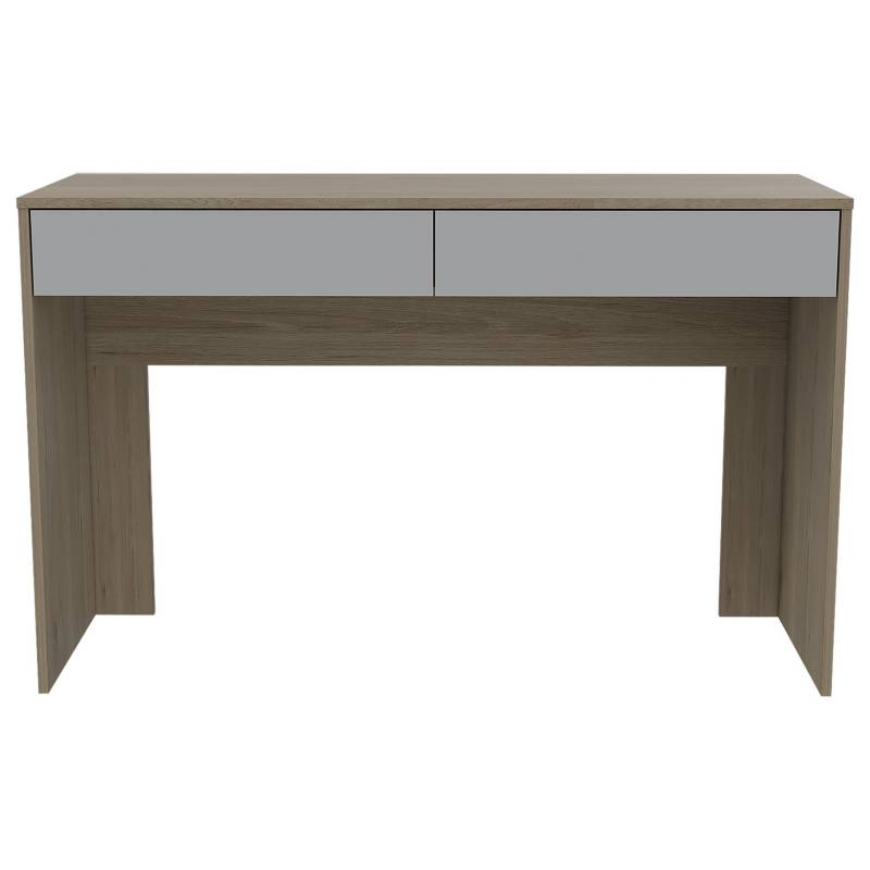 RTA MUEBLES - Escritorio Acre Blanco 120 cm