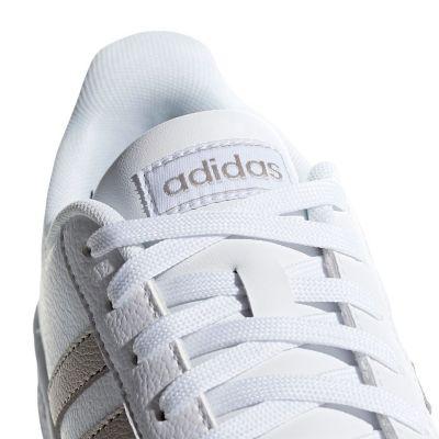 zapatos adidas blancos de mujer grande