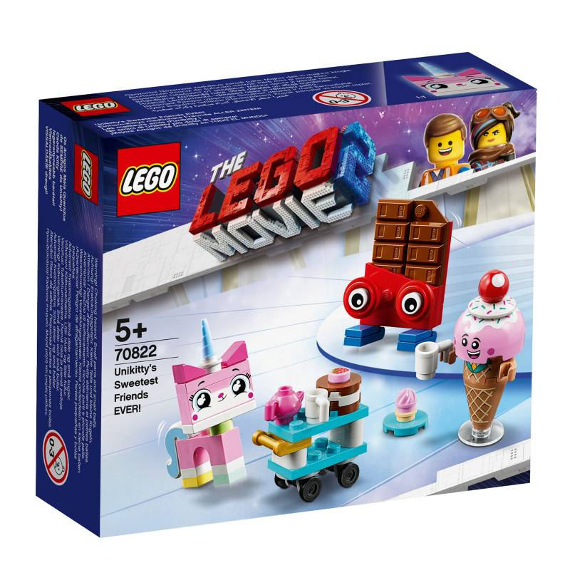Lego - Lego Movie 2 - Amigos de Unikitty