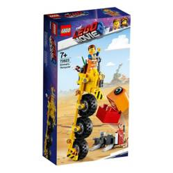 Lego Movie 2 - Triciclo de Emmet