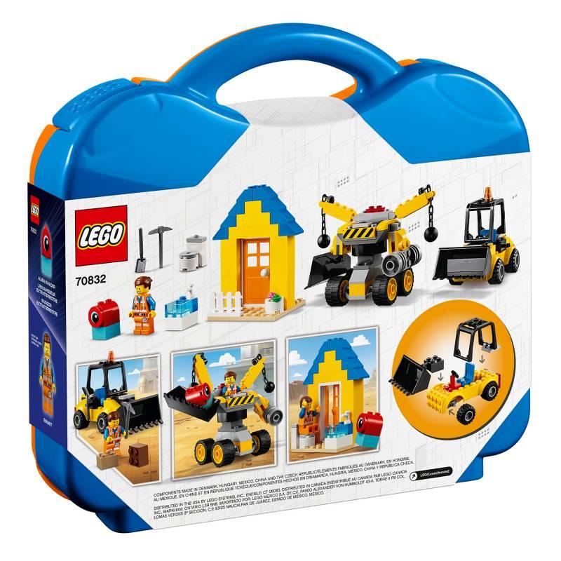 Lego - Lego Caja De Constructor De Emmet