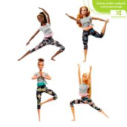 Barbie - Barbie Movimientos Divertidos