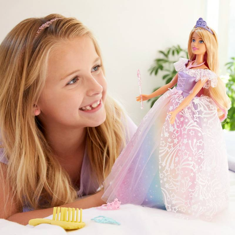 Barbie - Barbie Dreamtopia Vestido Princesa