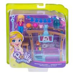 Polly Pocket - Polly Pocket Fiesta de Parrillada