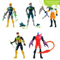 Max Steel - Max Steel Figuras de Lujo