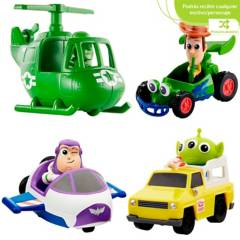 Toy Story - Mini Figura con Vehículo