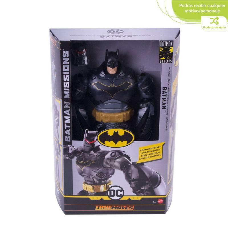 Dc Comics - DC Comics Batman Mission