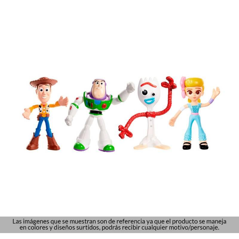 "Toy Story - Figura Flexible 4"""