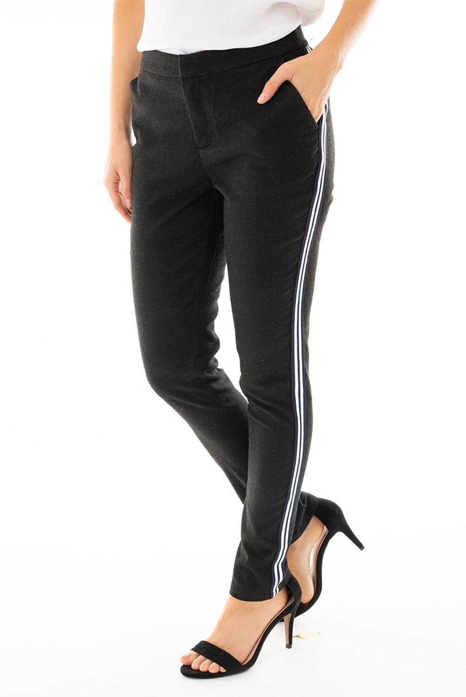 GEF - Pantalón Recto Mujer Gef