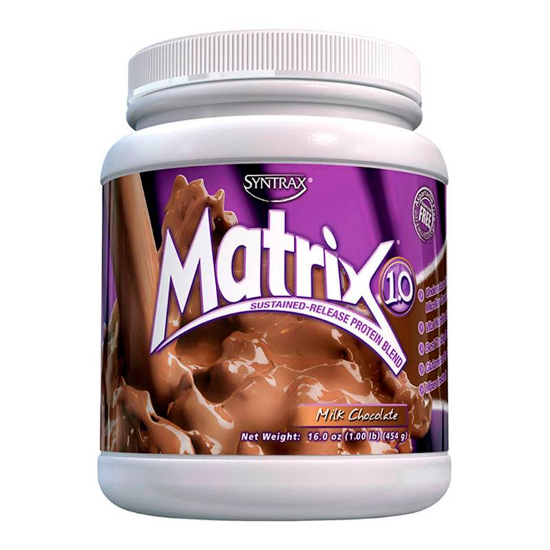 Syntrax Sports Nutrition - Matrix 1.0 Chocolate