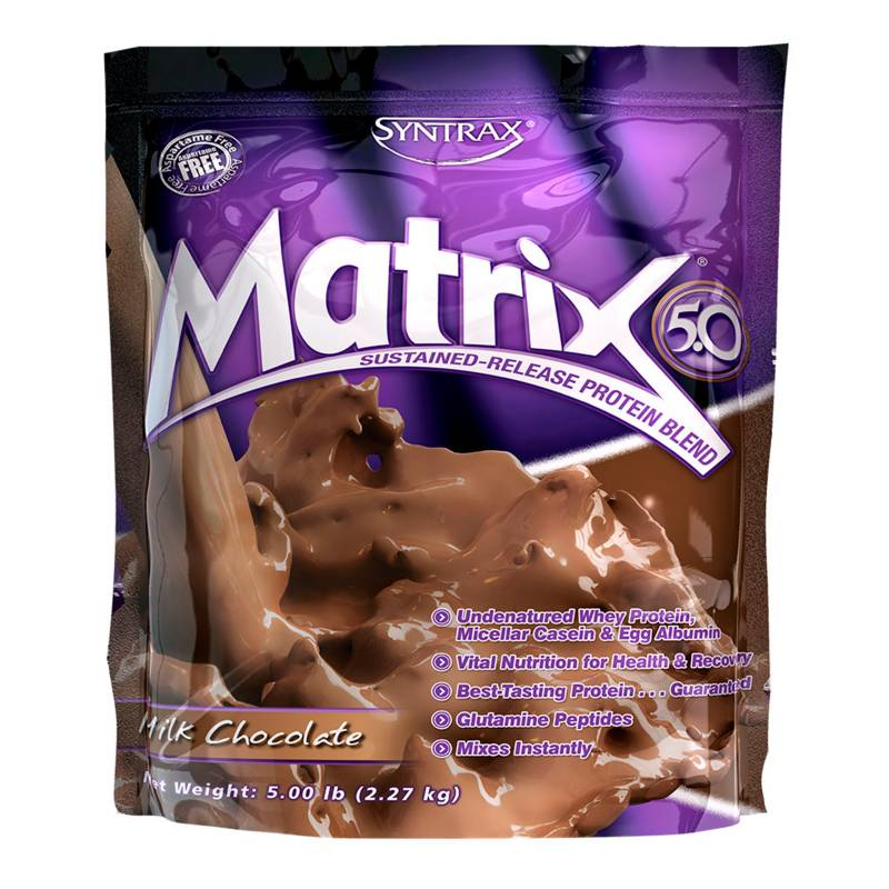 Syntrax Sports Nutrition - Matrix 5.0 Chocolate