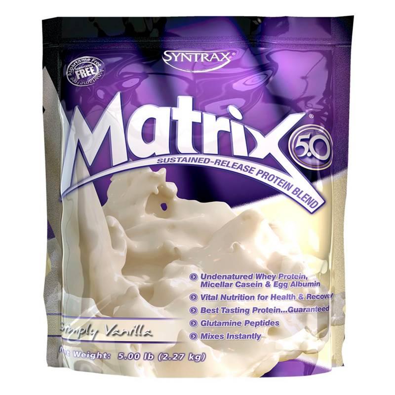 Syntrax Sports Nutrition - Matrix 5.0 Vanilla
