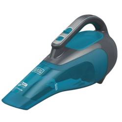 Black&Decker - Aspiradora de mano Manual Inalámbrica 14W HWVI225J01-B3
