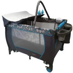 Corral Mecedora con Vibrador Chobi Azul