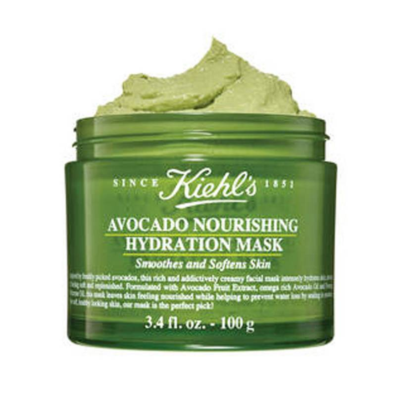 Kiehls - Mascarilla Avocado Nourishing Hydrating Mask 100 ml
