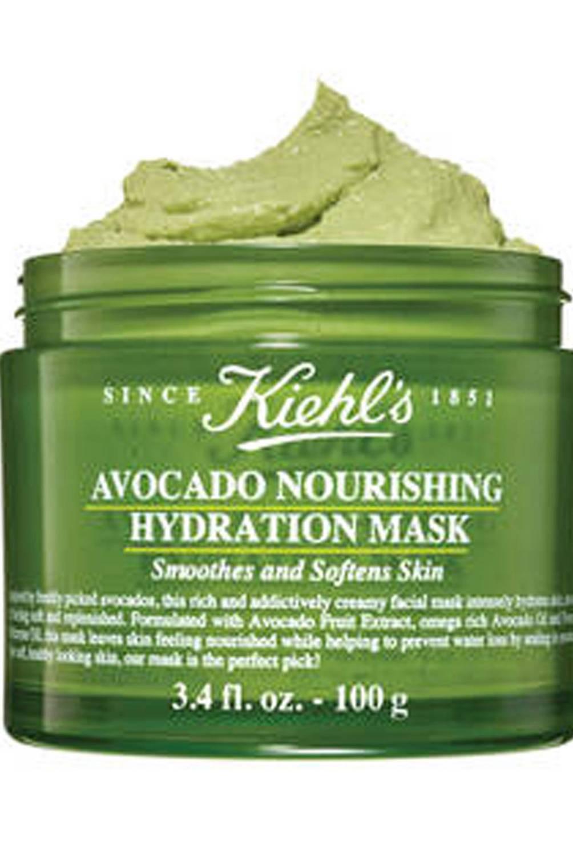 Kiehls - Mascarilla Avocado Nourishing Hydrating Mask 100 ml