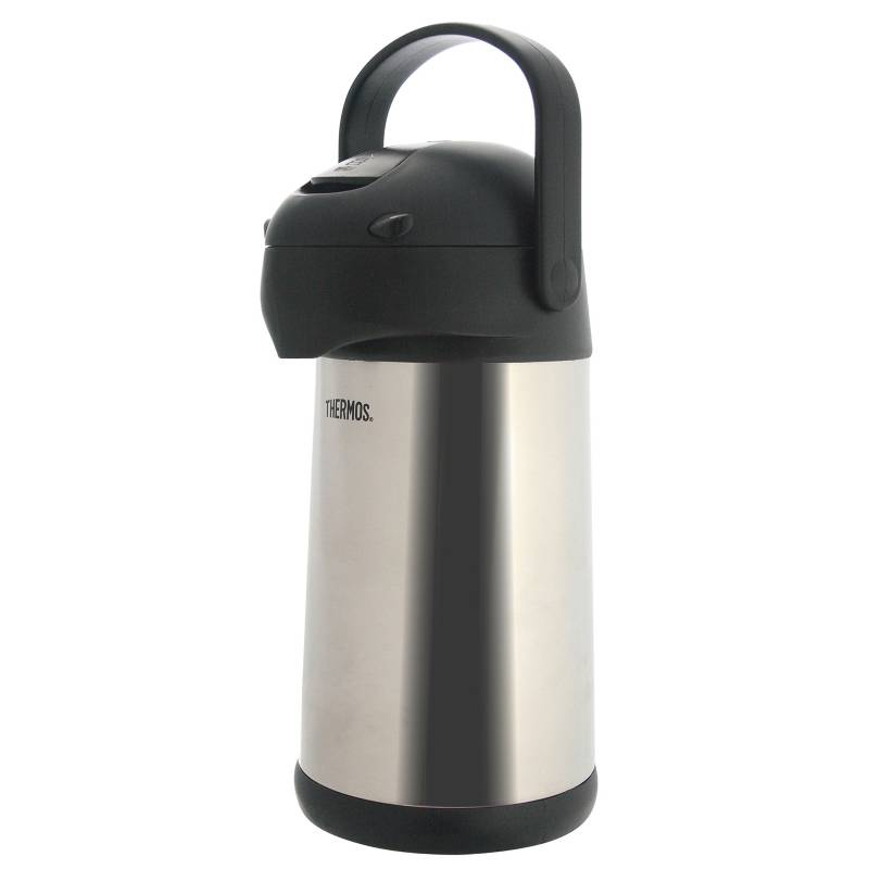 Thermos - Sifón 2.5 lt Acero Inoxidable Gris