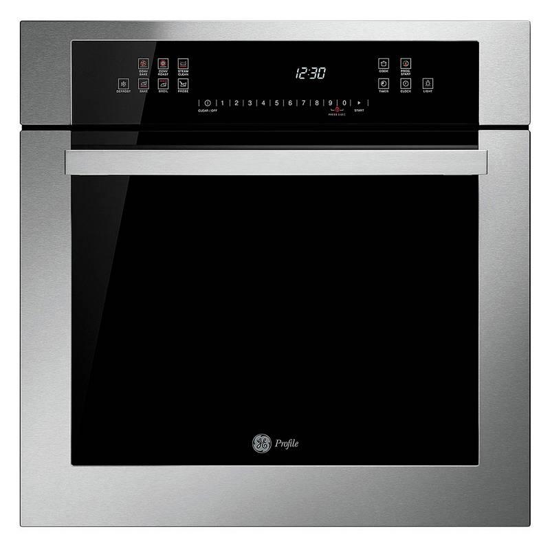 General Electric - Horno Gas natural 68 lt HGP6065LWAI0