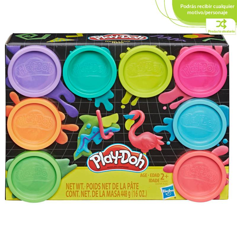 Play Doh - Play-Doh Empaque x 8