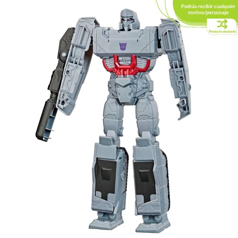 Transformers - Figura Titan Transformable Surtido