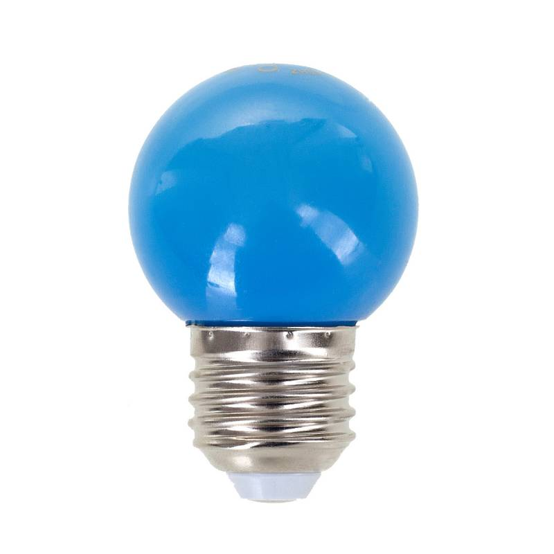 Lienxo - Bombillo Retro Golf Led Celeste