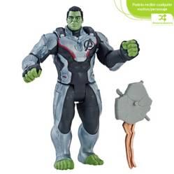 Marvel - Avengers Figura Deluxe de Película 6 Pulgadas Surtido Thanos, Hulk