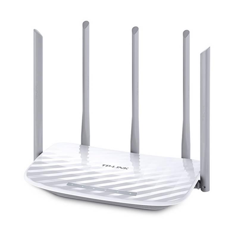 TP-Link - Router Banda Dual 1350 Mbps Archer C60