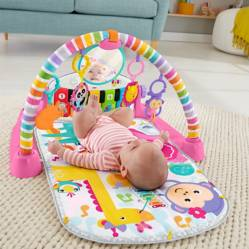 Fisher Price - Gimnasio Delux Piano