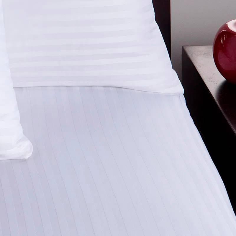 Brissa - Sábana Ajustable 300 Hilos Polialgodón Hotelero