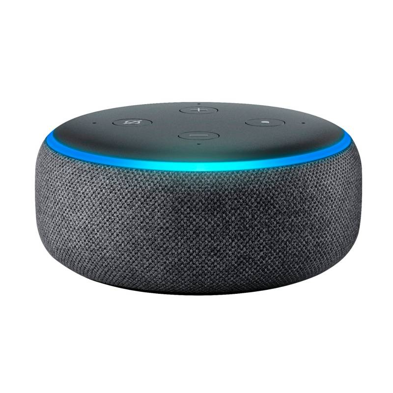 Amazon - Parlante inalámbrico Echo Dot 3 Amazon Con Alexa Bluetooth