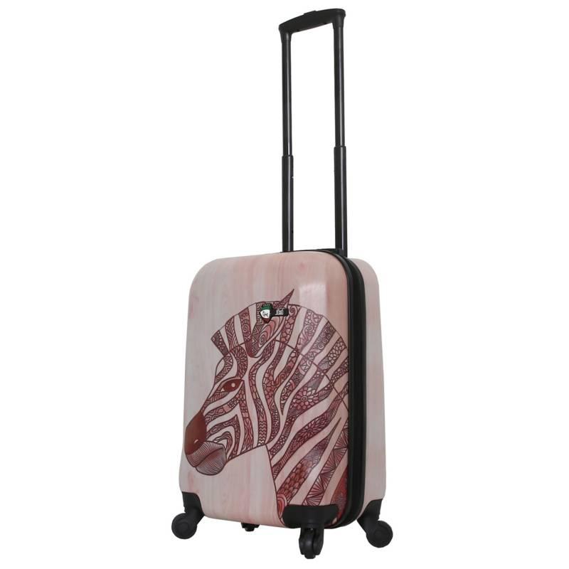 Mia Toro - Maleta de viaje Pequeña rígida Mia Toro Joao Zebra