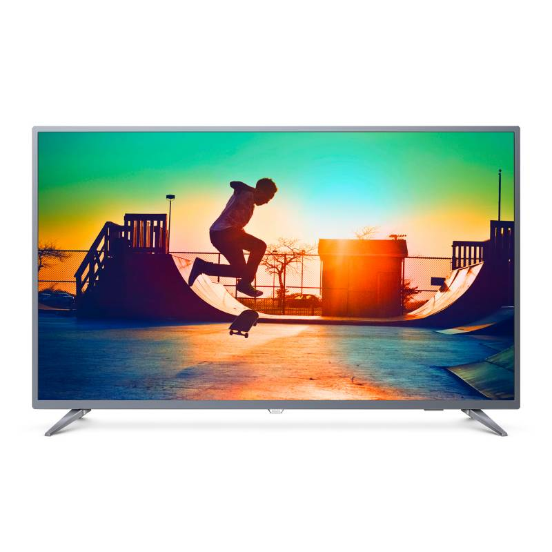 Philips - Televisor Philips 50 pulgadas LED 4K Ultra HD Smart TV