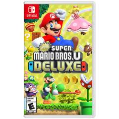 Nintendo - Videojuego New Super Mario Bros. Nintendo Switch