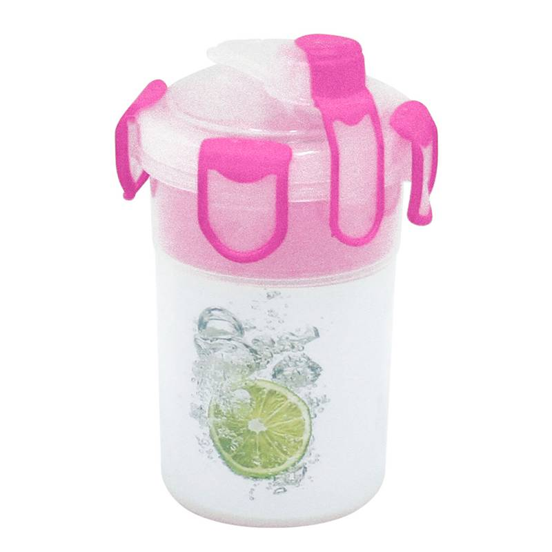 Clip Fresh - Botella Magenta 330 ml