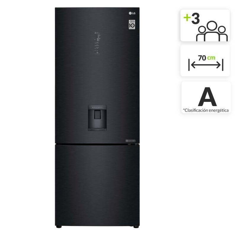 LG - Nevera LG Congelador Inferior No Frost 446 lt LB45SPT