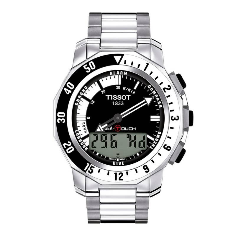 Tissot - Reloj Hombre Tissot Sea-Touch T026.420.11.051.00