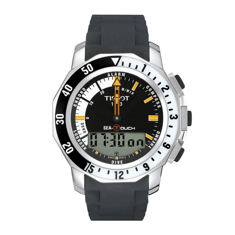 Tissot - Reloj Hombre Tissot Sea-Touch T026.420.17.281.00