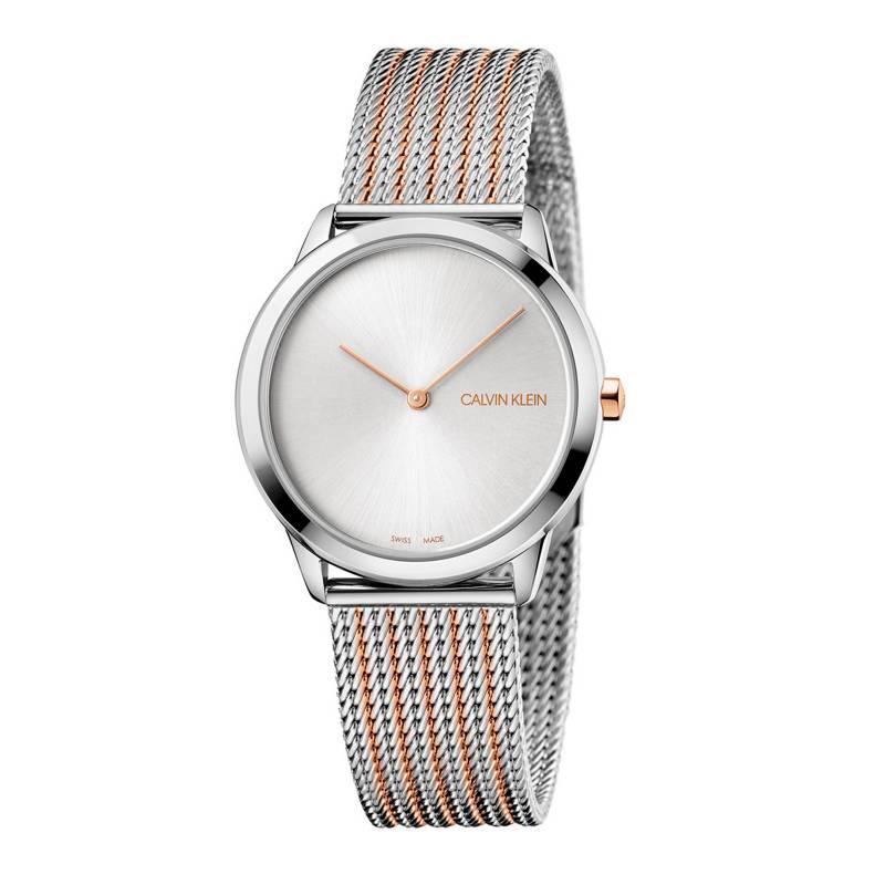 Calvin Klein - Reloj Mujer Calvin Klein Minimal Extension K3M22B26